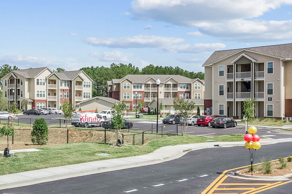New Phase III apartment homes available at The Glen Cartersville Georgia